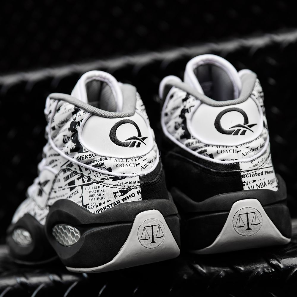 The Reebok Question 'Misunderstood' is Now Available 7