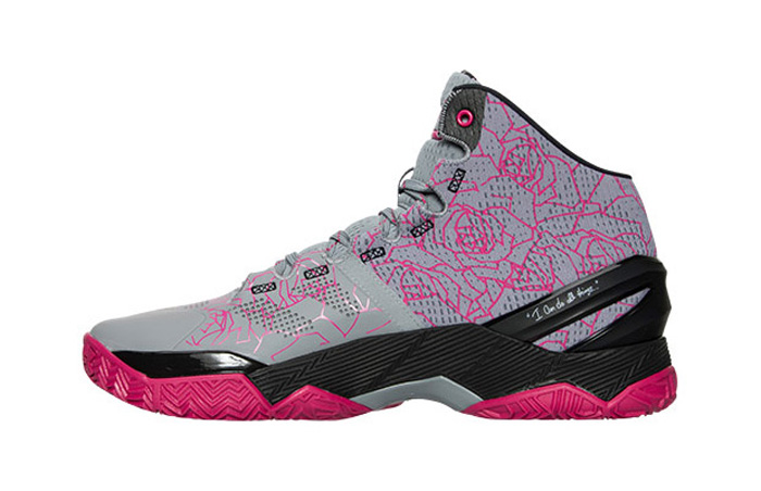 The Under Armour Curry 2 Goes Floral for Mothers Day  2