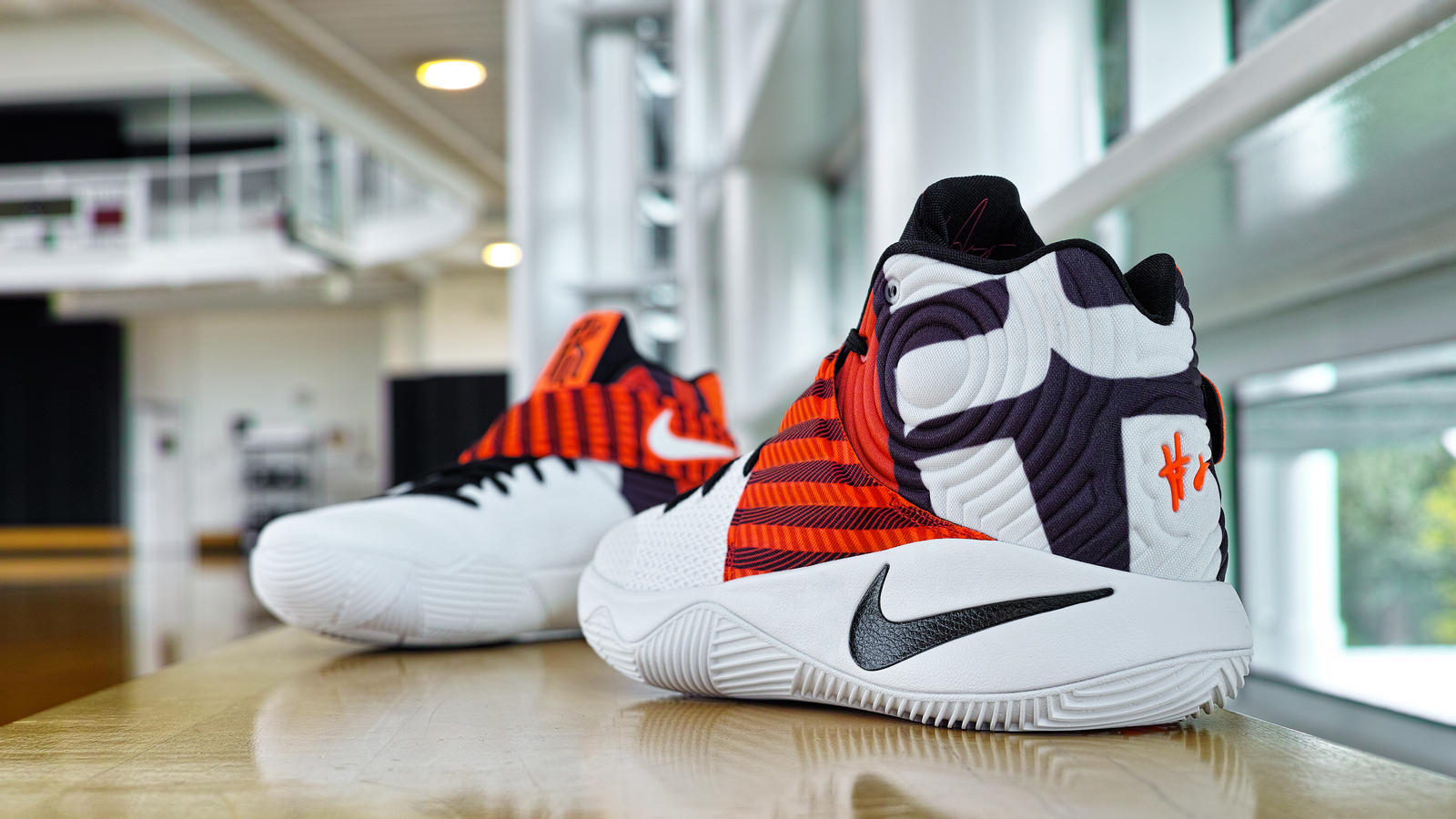 This Colorway of the Nike Kyrie 2 is Inspired by his Signature 'Crossover'-3