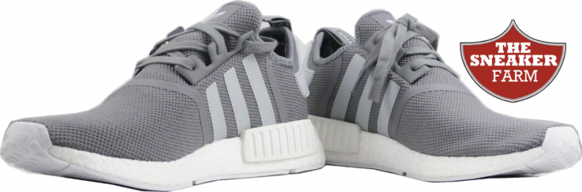 You Can Grab the Grey: White adidas NMD Now 2