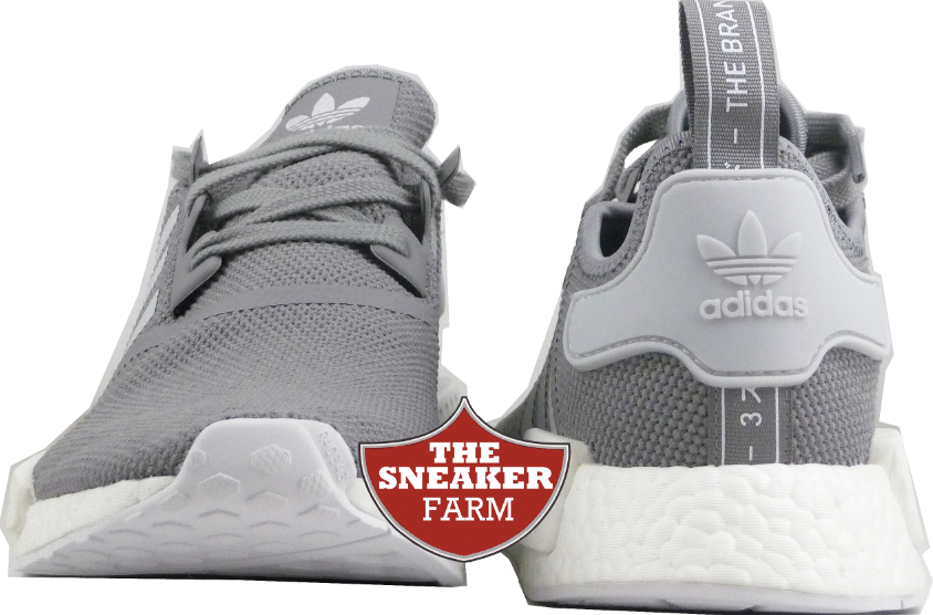 You Can Grab the Grey: White adidas NMD Now 3