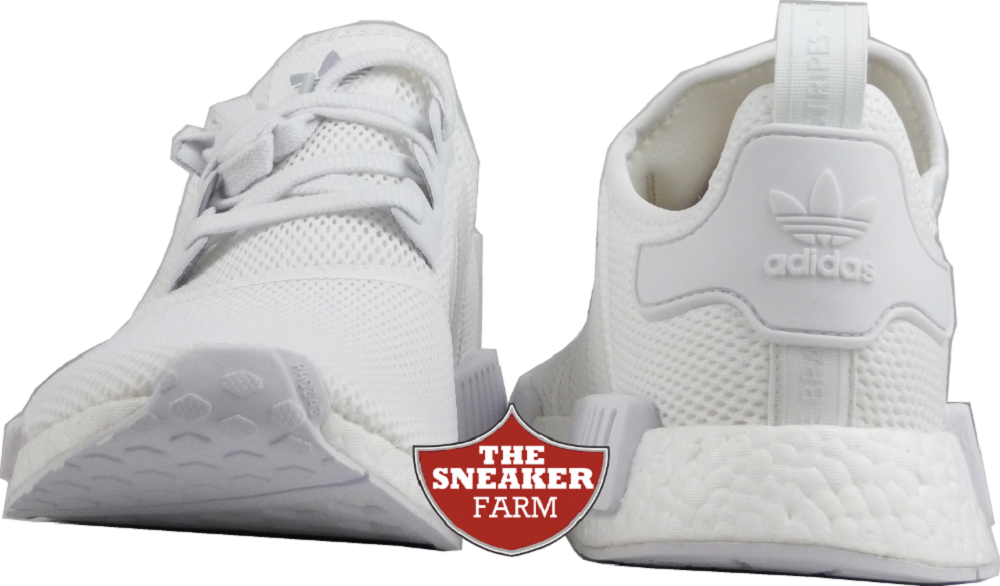 Adidas Triple White NMD R1 Review!