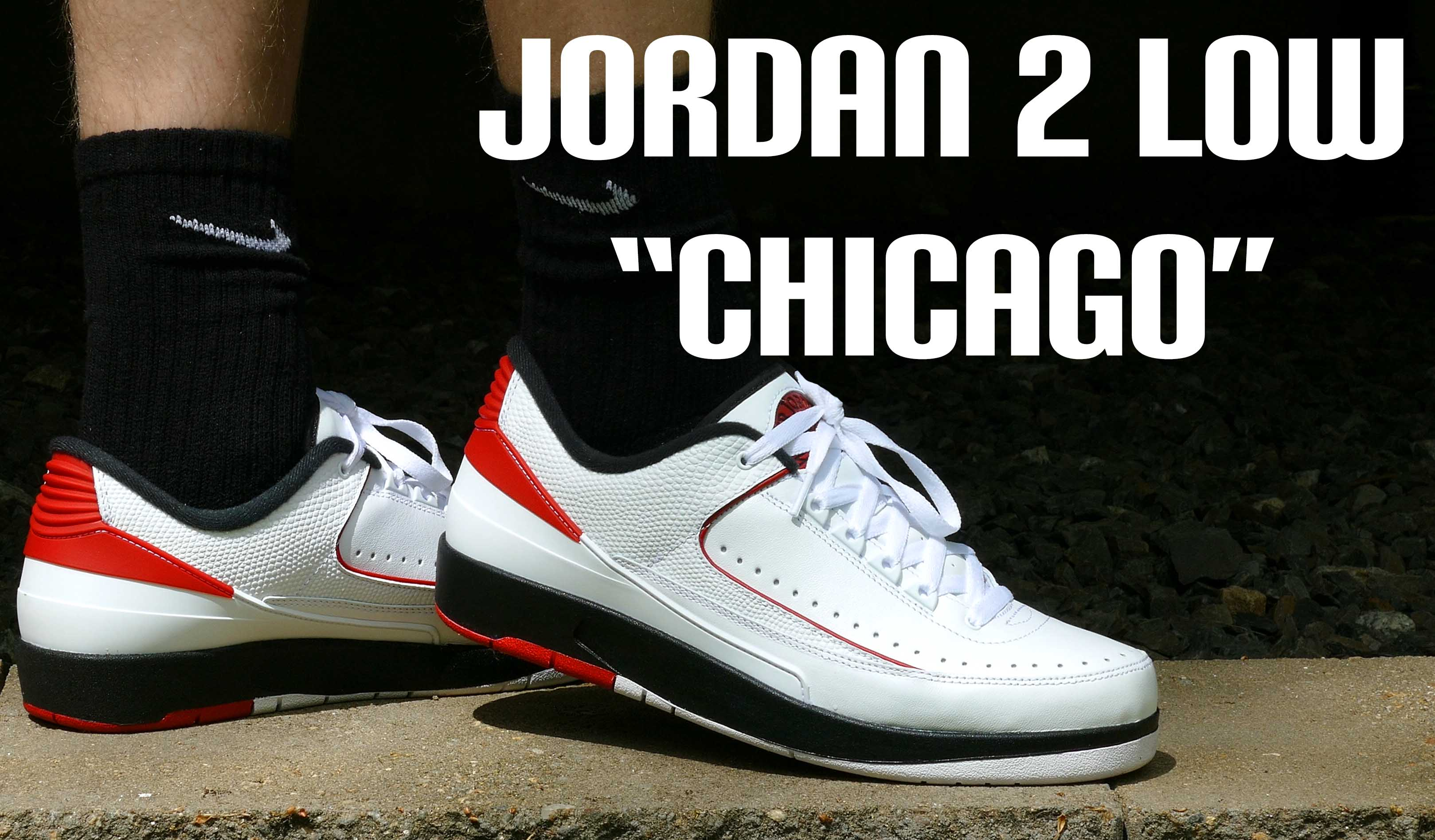Air Jordan 2 Low Chicago THUMBNAIL