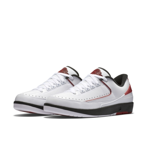 Air Jordan 2 Retro Low %22Chicago%22 4
