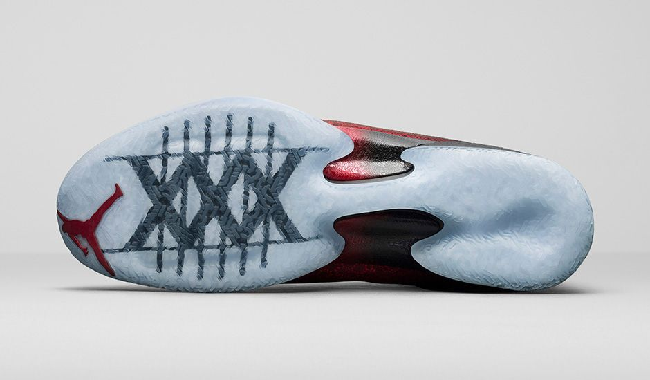 Air Jordan XXX (30) 'Gym Red'-3