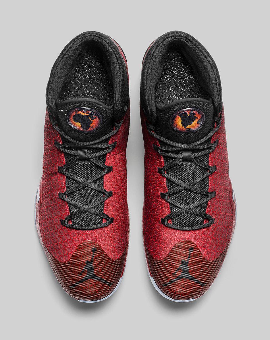 Air Jordan XXX (30) 'Gym Red'-4