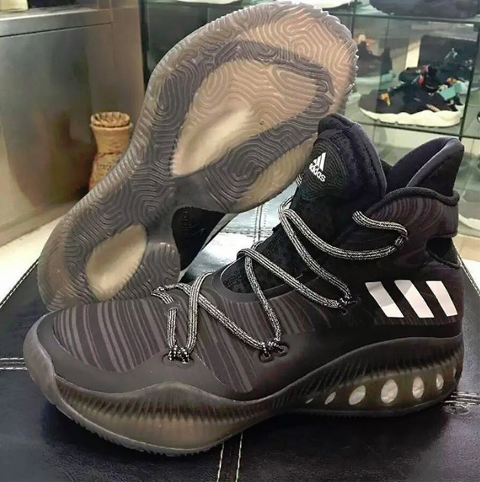 Another Look at the adidas Crazy Explosive for Andrew Wiggins 1