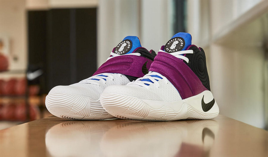 Get an Official Look at the Nike Kyrie 2 'Kyrache' 4