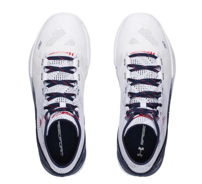 Get an Official Look at the Under Armour Curry 2 'USA' 3