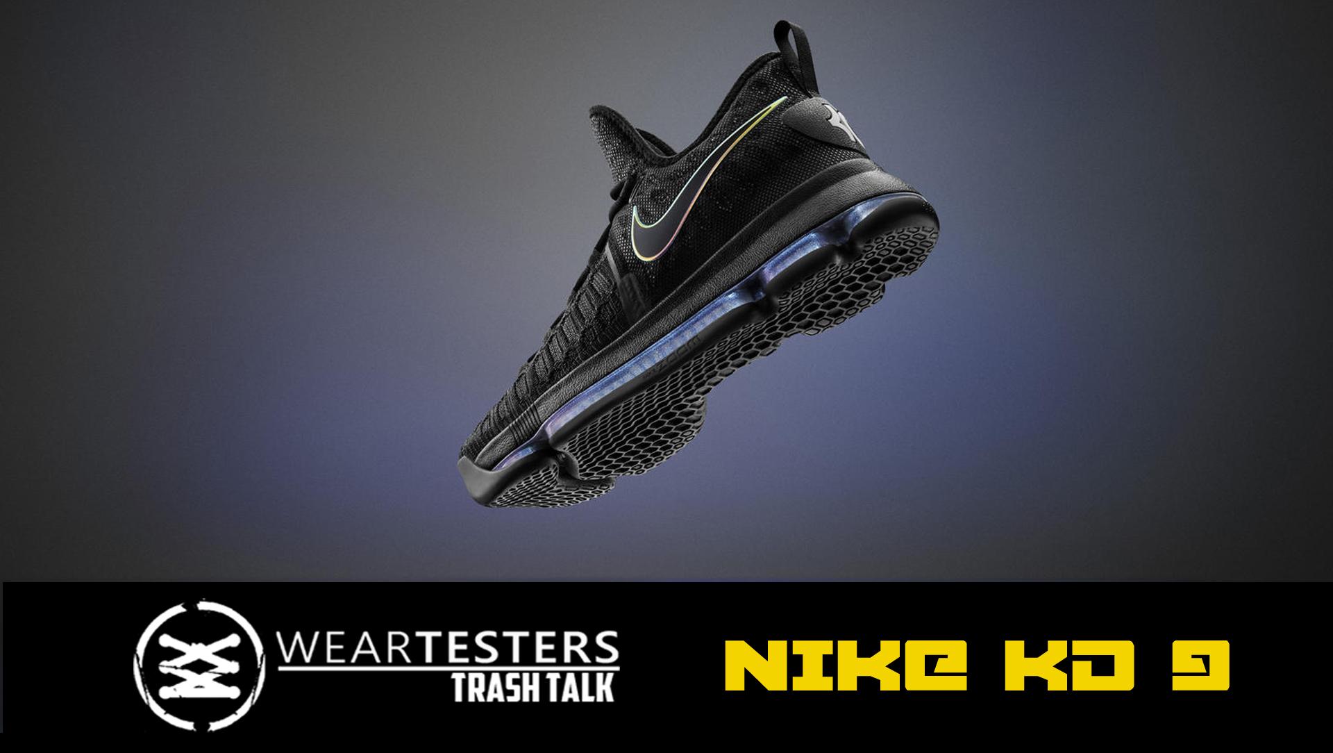 KD 9 Trash Talk – Thumbnail