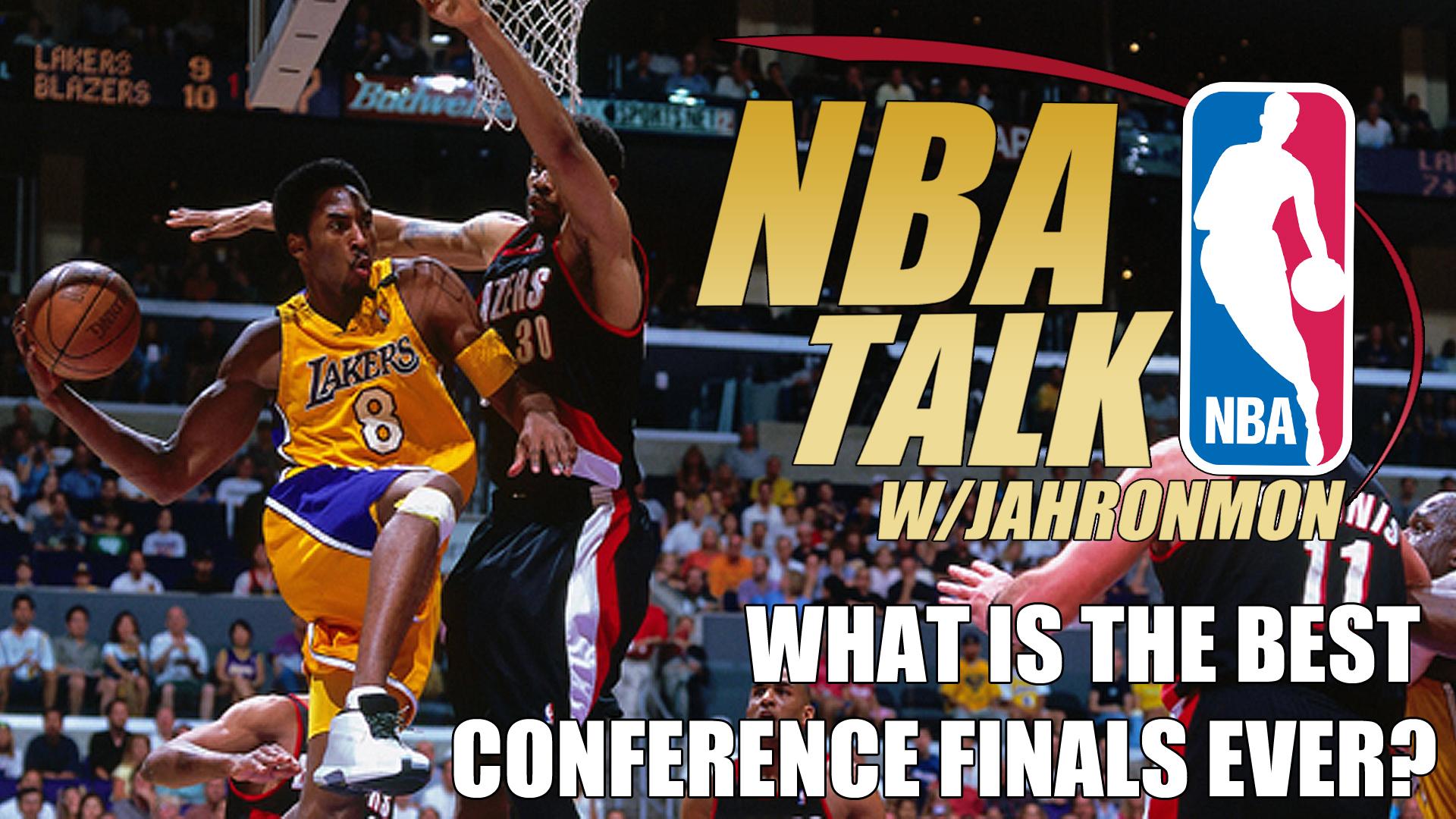 NBA Talk Round 3 – thumbnail