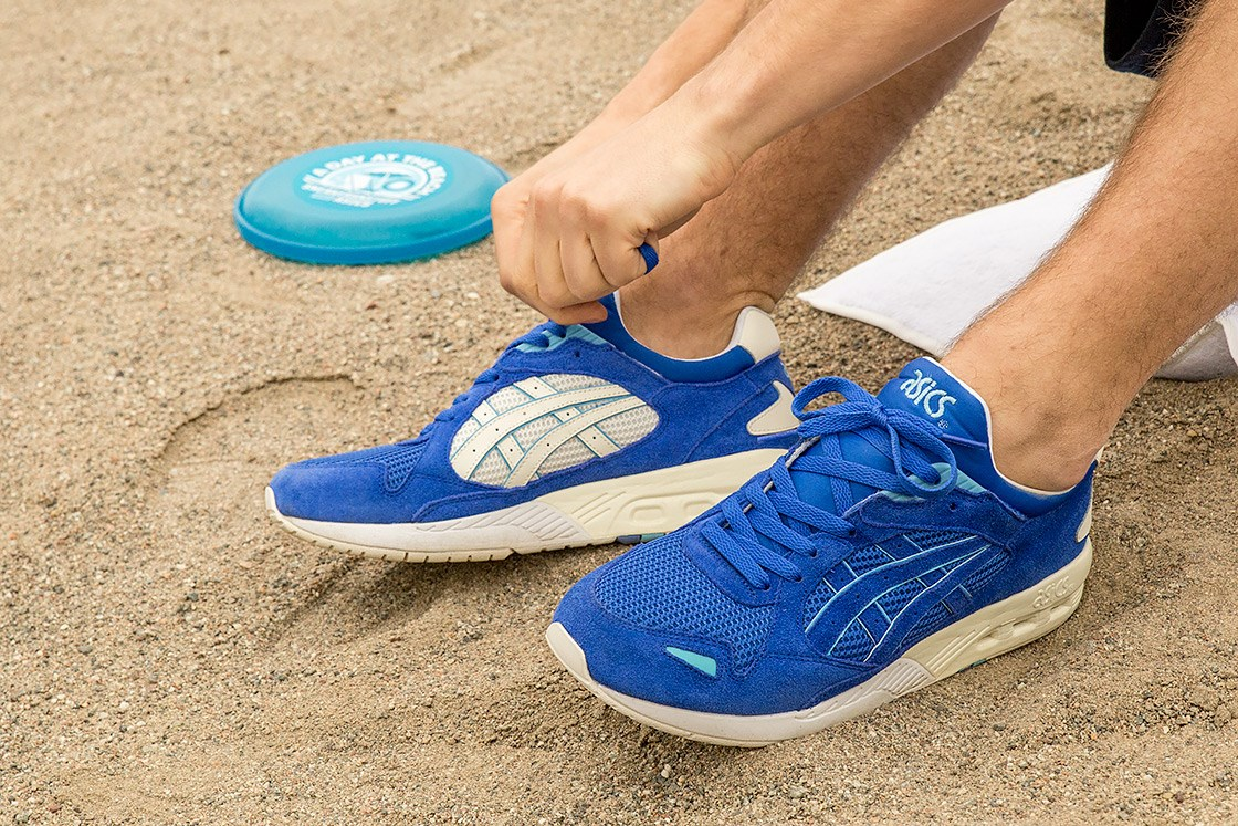 SNS x Asics Gt-Cool Xpress a day at the beach 4