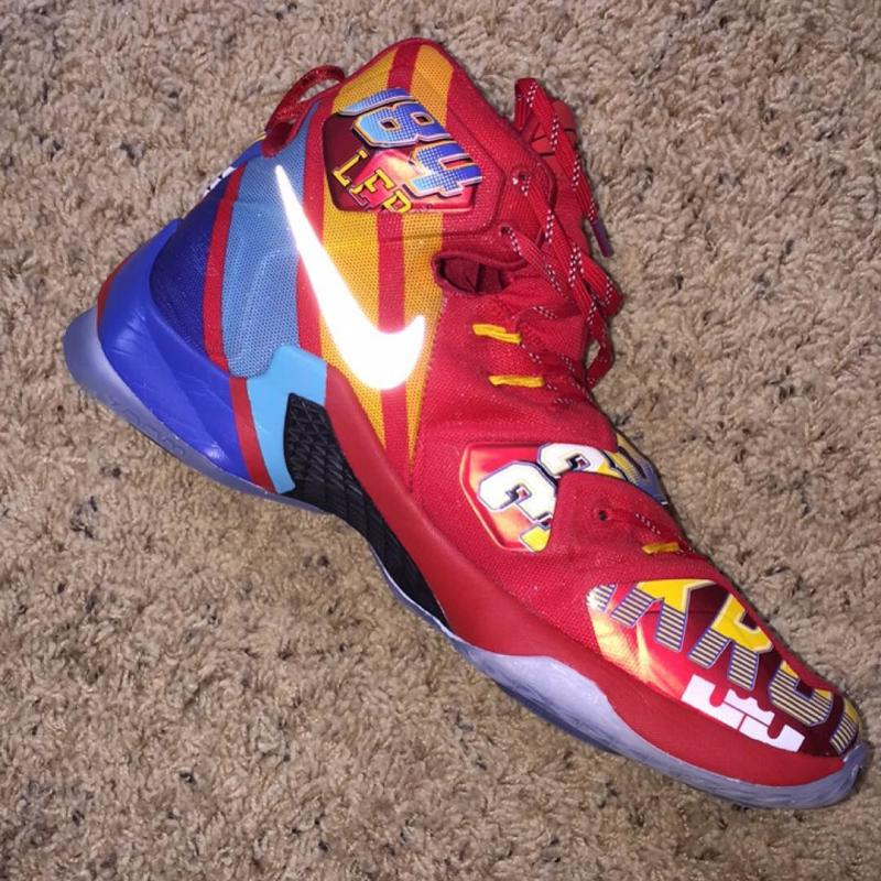 The Nike LeBron 13 'EYBL' Has Surfaced-1