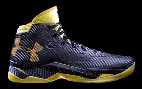 The Under Armour Curry 2.5 Gets a Release Date