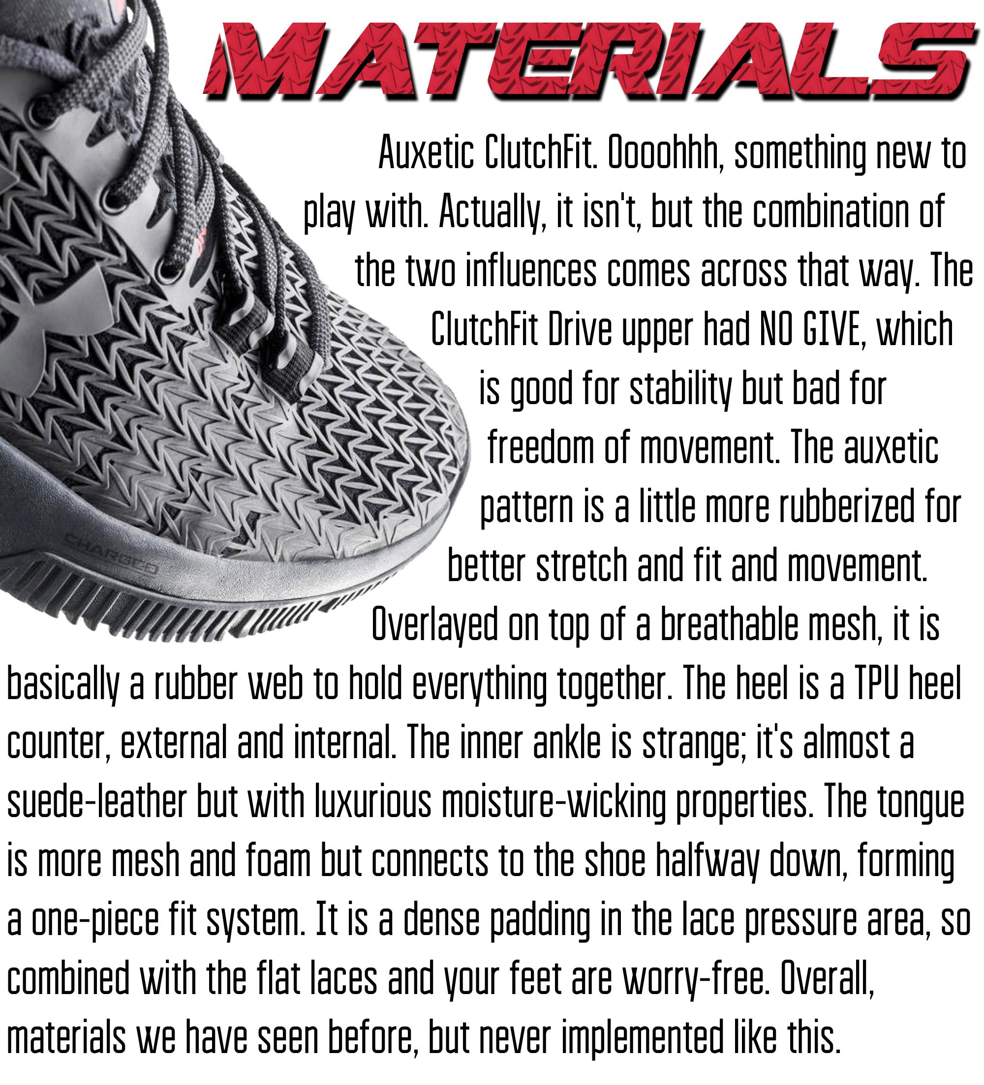 UA Architech - Materials