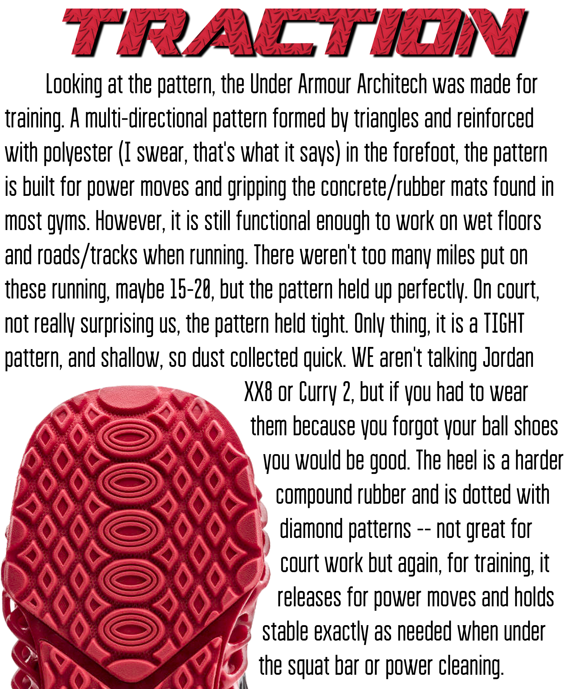 UA Architech - Traction