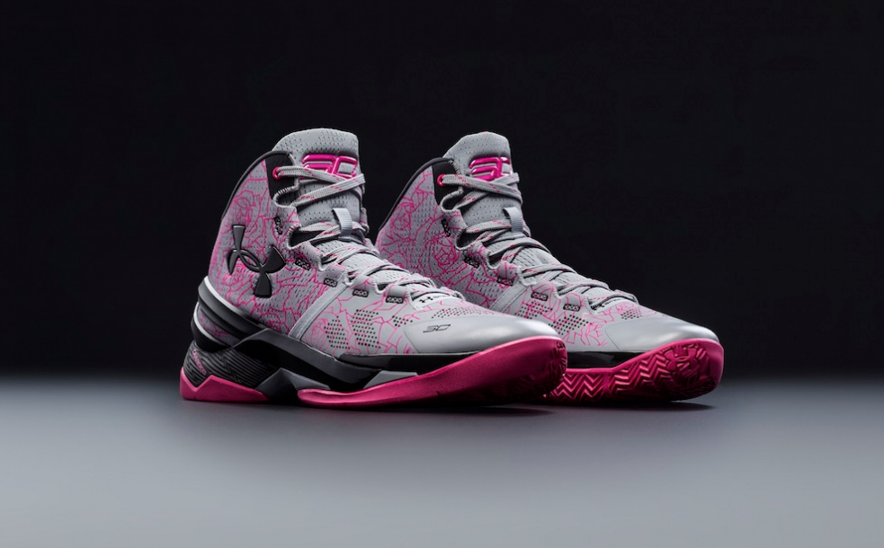 Under Armour Curry 2 'Mothers Day' - Release Reminder-2