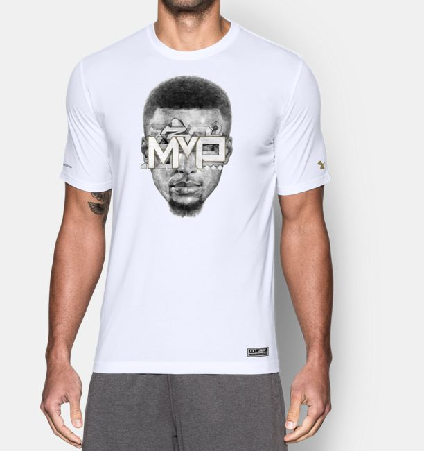 Under Armour Release an Array of SC30 'MVP' T-Shirts-1
