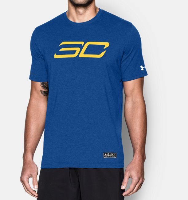Under Armour Release an Array of SC30 'MVP' T-Shirts-3