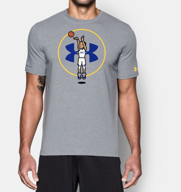 Under Armour Release an Array of SC30 'MVP' T-Shirts-4