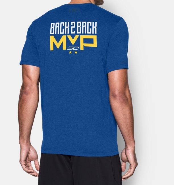 Under Armour Release an Array of SC30 'MVP' T-Shirts2