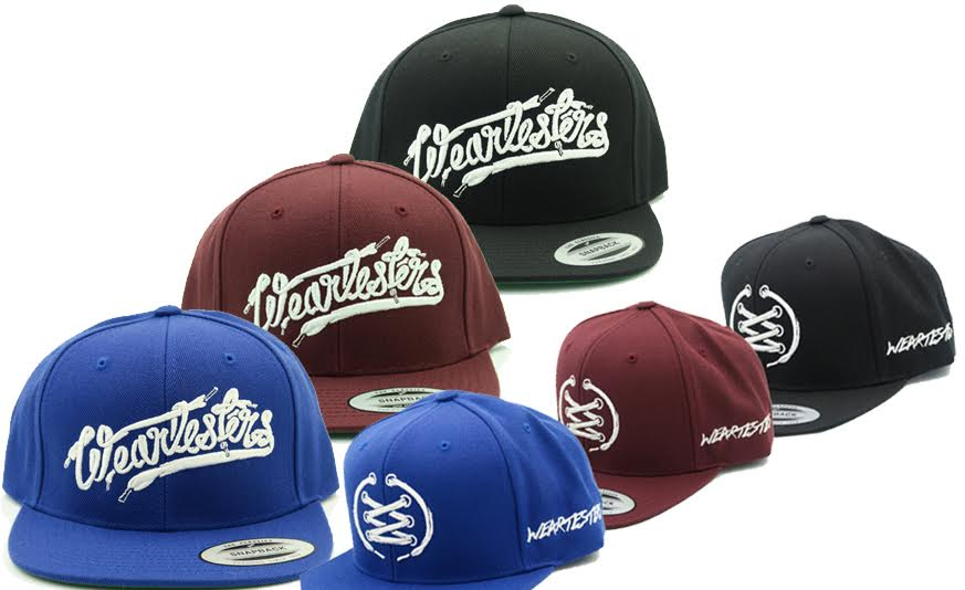 WearTesters 2.0 Snapback Hats are Available Now