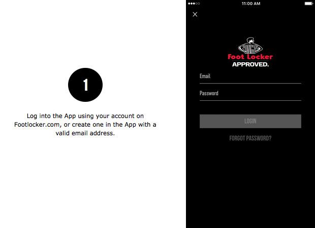 App Launch Reservation Procedure