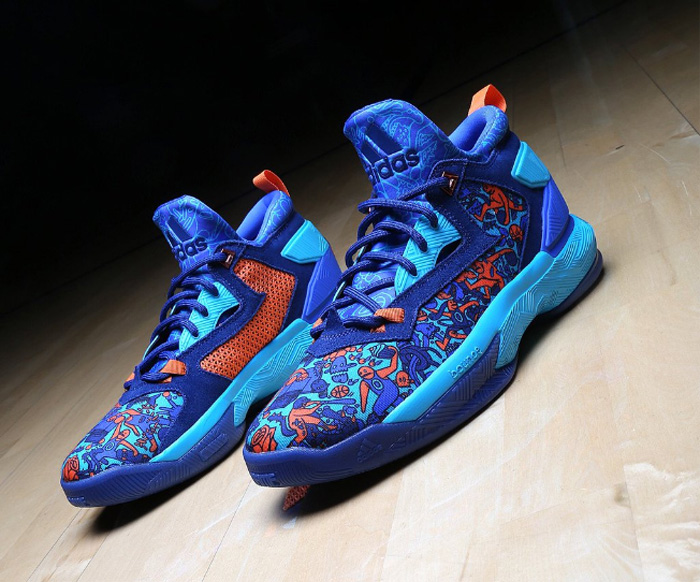 Attendees of the Damian Lillard Camp 2016 Will Have the Chance to Buy This Exclusive adidas D Lillard 2 1