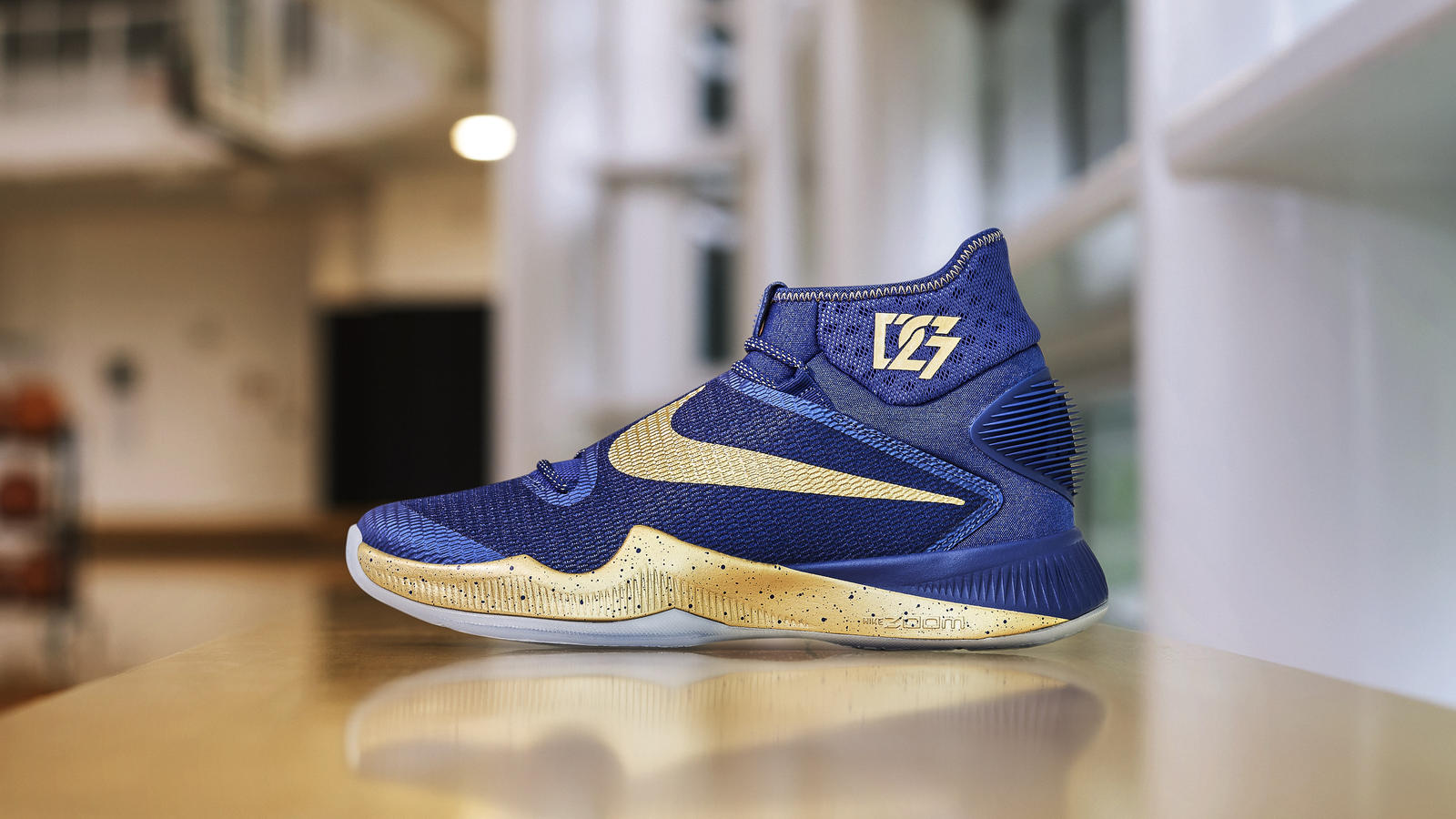 Check Out Draymond Green's Game 2 PE of the Nike HyperRev 2016-3
