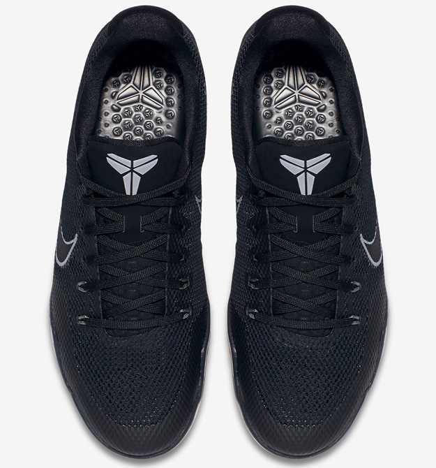 Check Out the Nike Kobe 11 EM in Triple Black-3