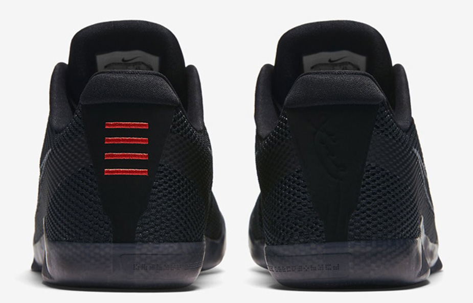 Check Out the Nike Kobe 11 EM in Triple Black-4