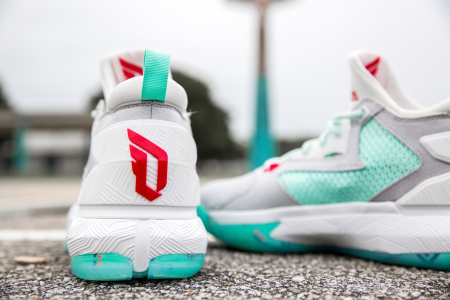 Get Up Close and Personal with the adidas D Lillard 2 'PDX Carpet' 4