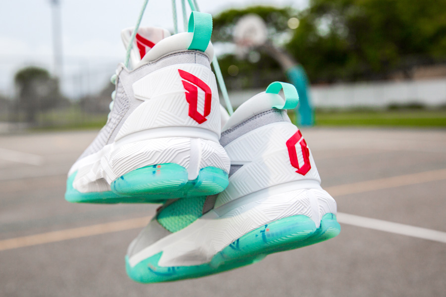Get Up Close and Personal with the adidas D Lillard 2 'PDX Carpet' 6