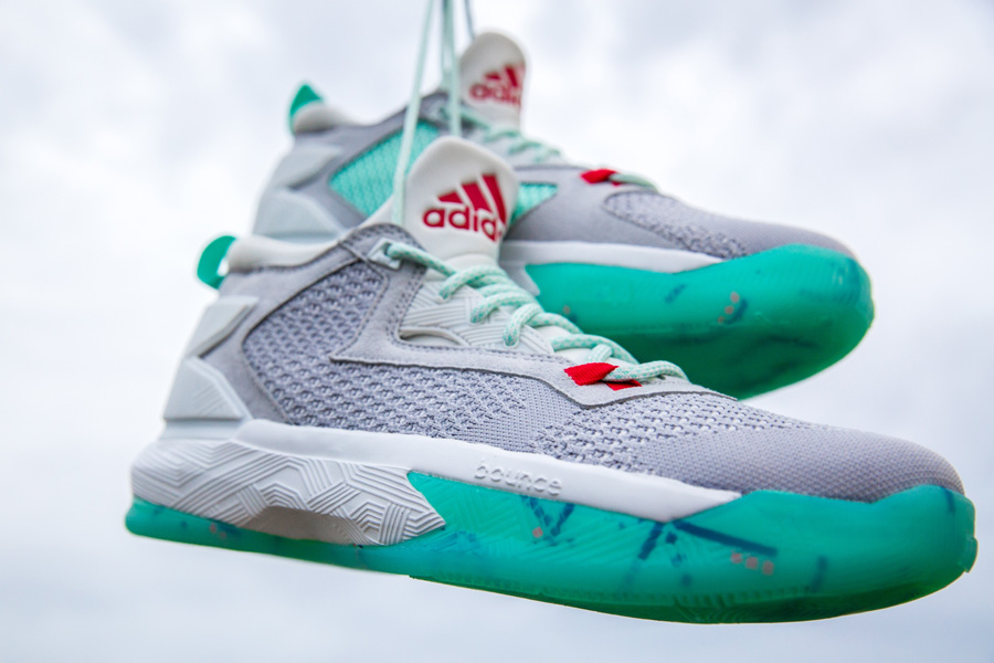 Get Up Close and Personal with the adidas D Lillard 2 'PDX Carpet' 8