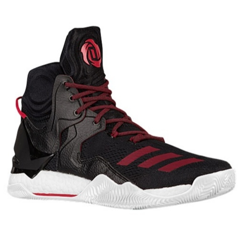 d rose and adidas