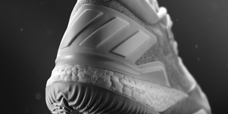 Get up Close and Personal with the Triple White adidas CrazyLight Boost 2016 2