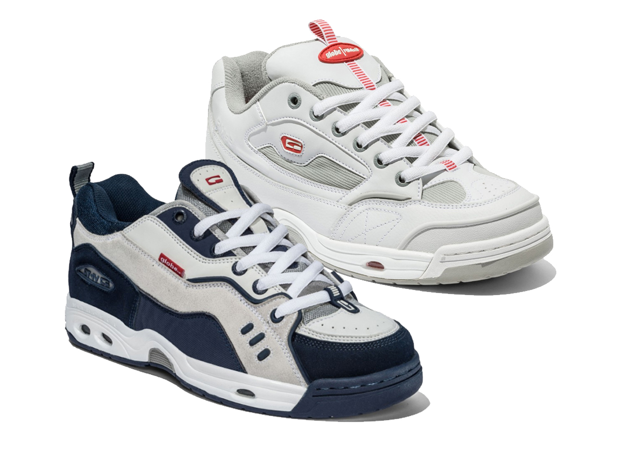 Globe Skate Shoes Enters the Retro Market with the Re-Launch of These Two Classics Main