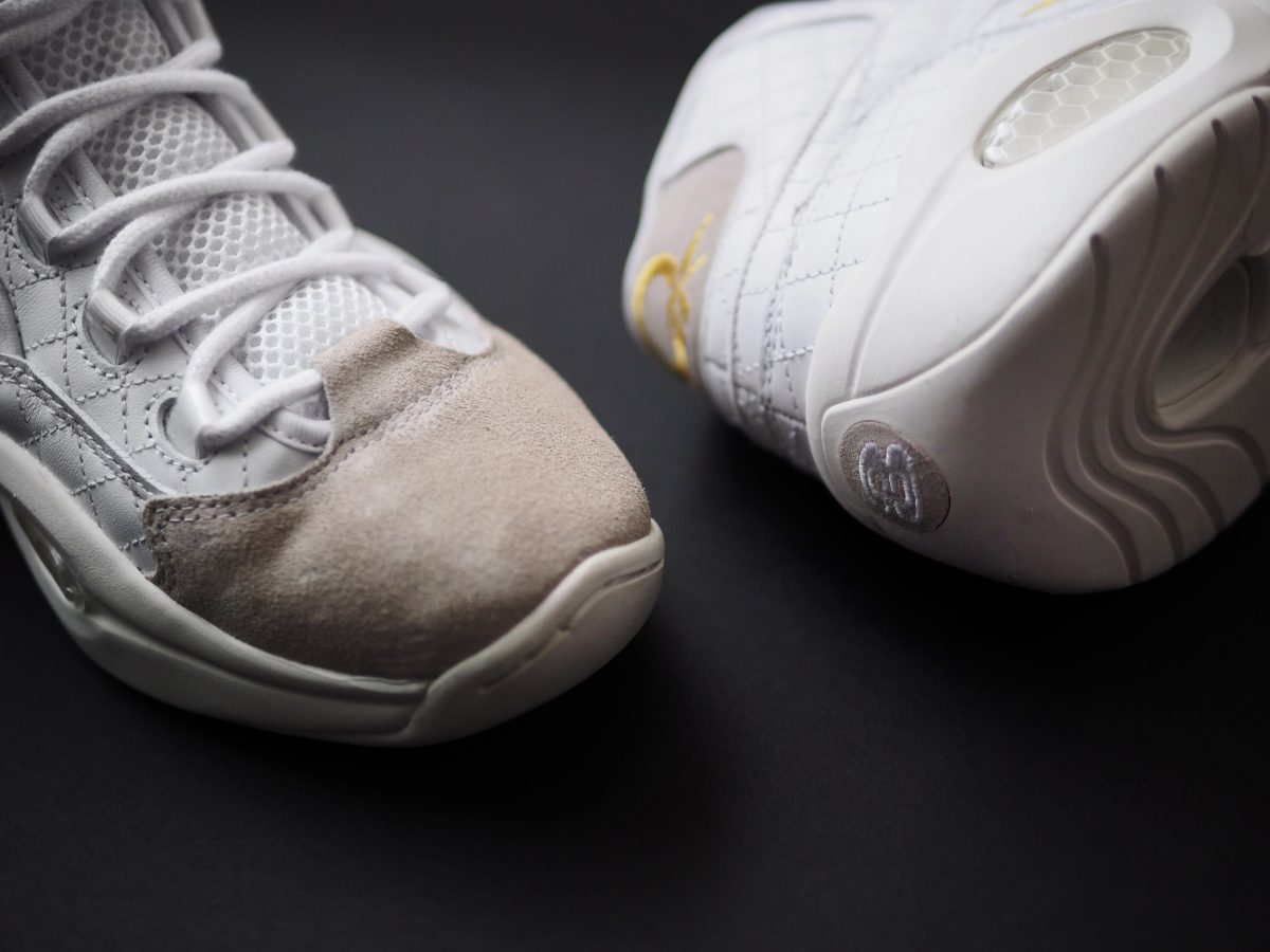 Reebok Question Mid 'White Party'