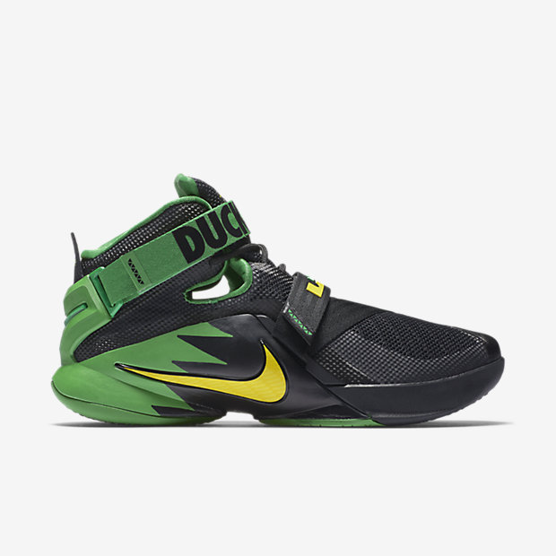LeBron Zoom Soldier 9 - from $67.50