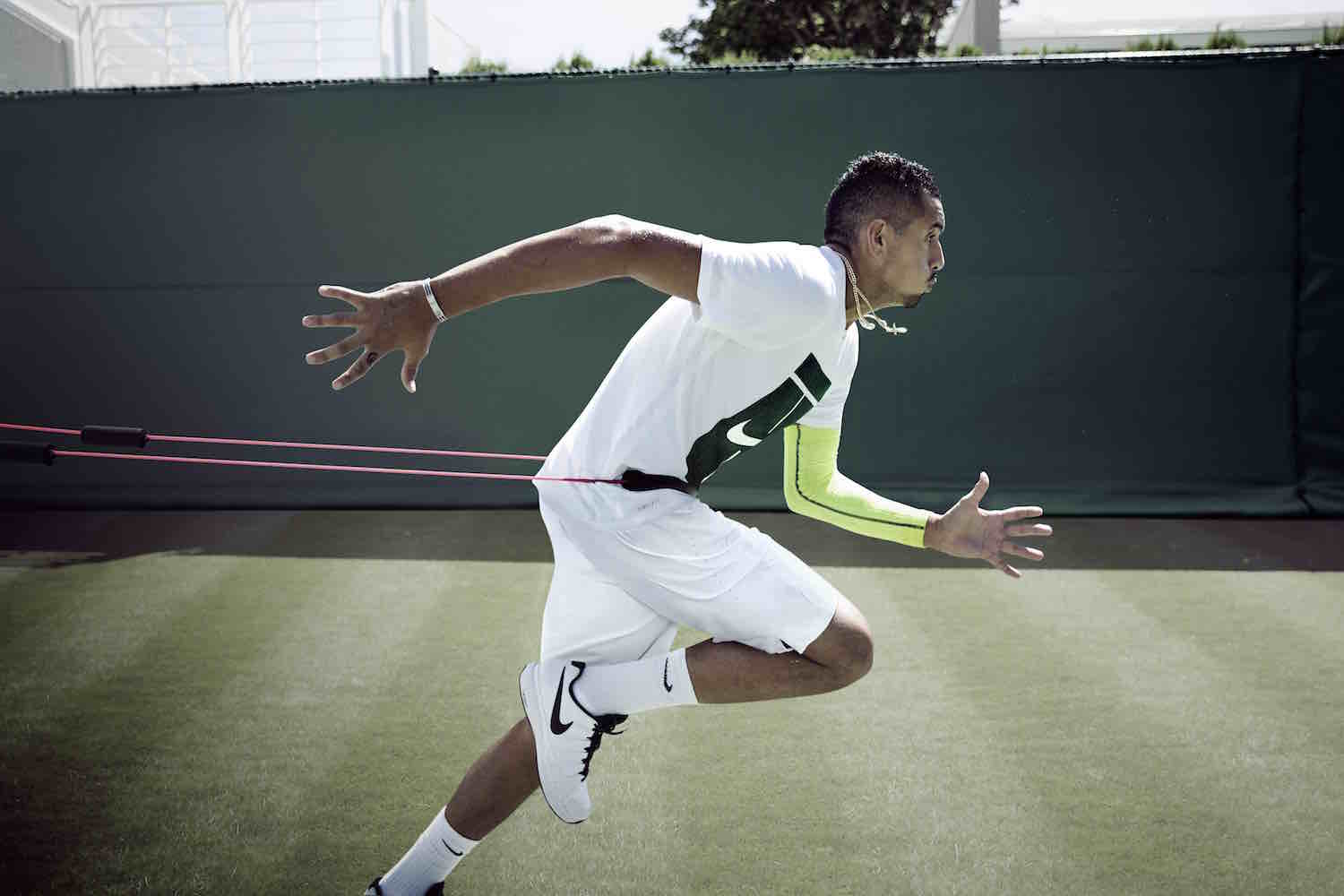 Nick Kyrgios NikeCourt 1