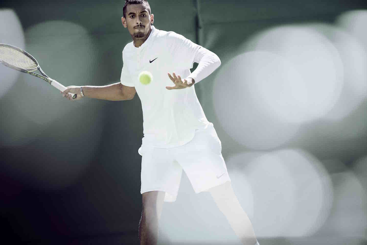 Nick Kyrgios NikeCourt 22