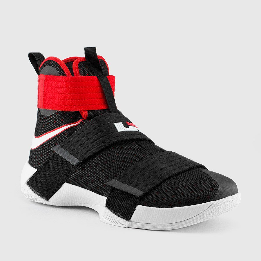 Nike LeBron Soldier 10 bred