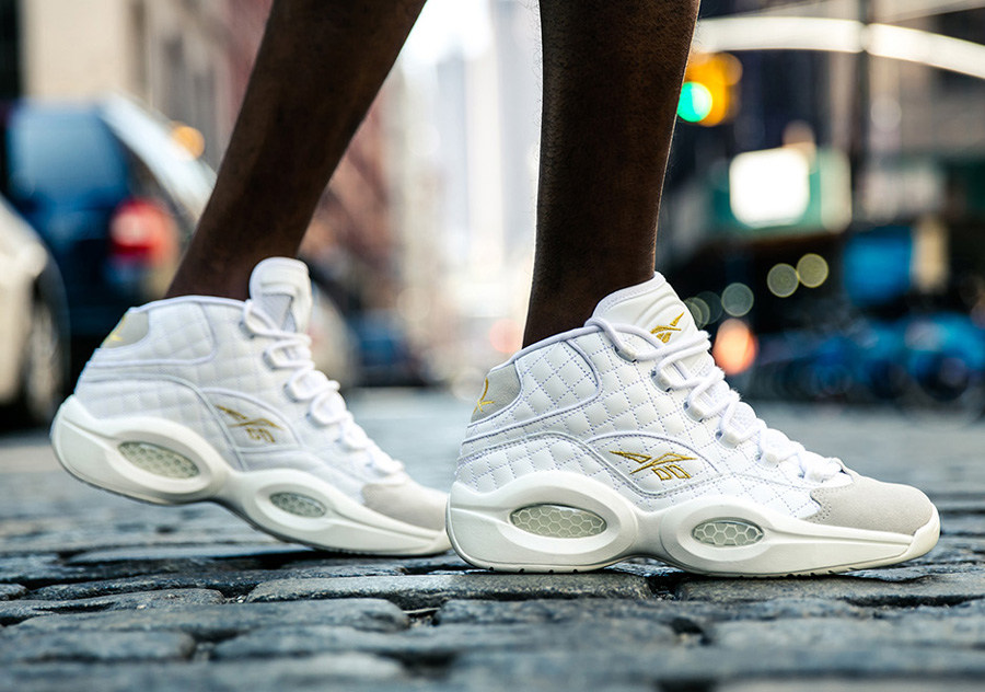 Reebok Question 'White Party'  Detailed Look and Release Date 9