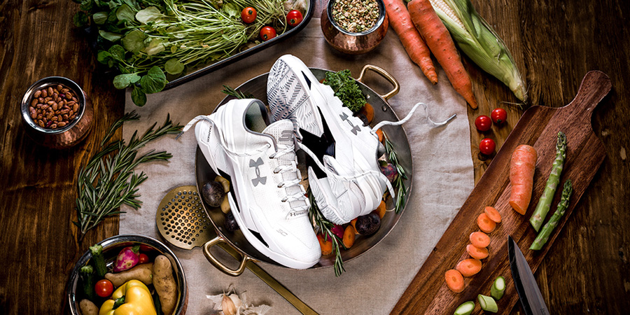 The 'Chef' Under Armour Curry 2 Low is Available Now Main