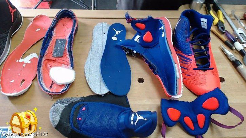 The Jordan Super.Fly 5 Has Been Deconstructed 5