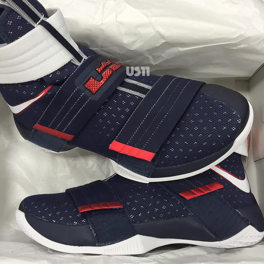 The Nike Zoom Soldier 10 Gets Patriotic 1