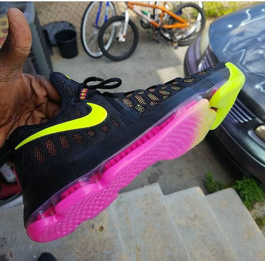 This is Not the Nike KD 9 Multicolor You Were Looking For 2