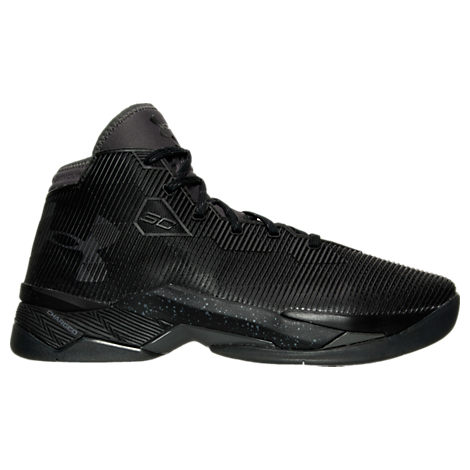 Under Armour Curry 2.5 black blackout
