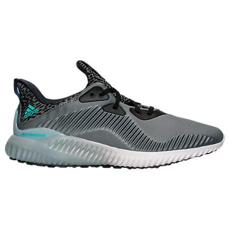 adidas alphabounce shock mint grey
