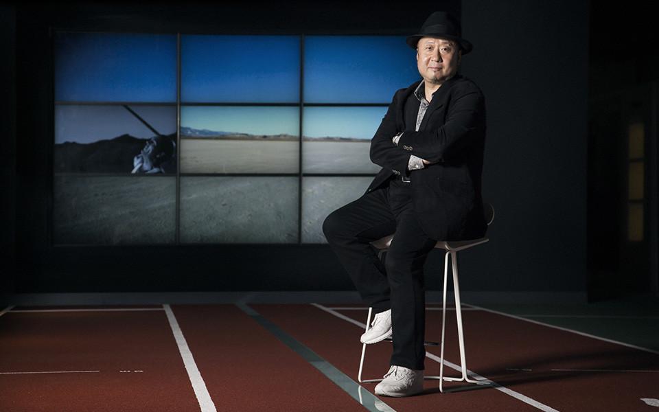 asics gel cushioning Shigeyuki Mitsui 3